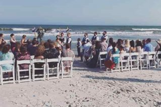 Topsail Manor Wedding DJ