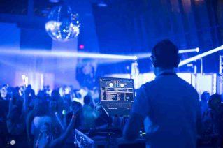 Winston-Salem school dance DJ